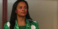 Isabel dos Santos, fille du président angolais, José Edouardo dos Santos, a été nommée à la tête de Sonangol, la compagnie pétrolière nationale