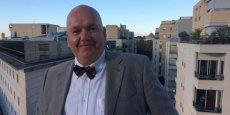 Emmanuel Aubertin, nouveau directeur régional de Icade Promotion.