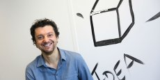 Le directeur des Bizlabs, Bruno Gutierres