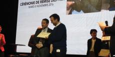 Le projet Galien a reçu un Grand prix lors du concours national Pépite.