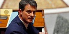 Manuel Valls est donné largement vainqueur de la primaire de la gauche par un sondage.