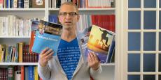 Philippe Bruno, président fondateur de la startup BlookUp, leader dans la création de livres de blog en Europe, ambitionne de devenir le leader du livre Facebook.