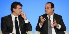 Arnaud Montebourg et François Hollande vont-ils se retrouver, comme en 2011, l'un contre l'autre à l'occasion de la primaire de la gauche qui débute ce 1er décembre ?