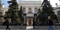 'institut d'émission monétaire russe a réussi à récupérer une partie des montants visés, entre autres sur des comptes bancaires ouverts ailleurs par les voleurs