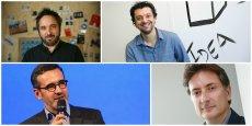Benjamin Böhle-Roitelet, Bruno Gutierres, Philippe Coste, Bertrand Serp