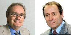 Gilbert Ganivenq, président de Soridec, et Christian Poncet, président d'Irdi, vont piloter ce nouvel acteur du capital-investissement dans le Grand Sud-Ouest.