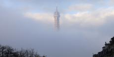 Paris subit une pollution élevée depuis plusieurs jours.