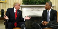 A l'approche du début de mandat de Trump, Barack Obama fait passer ses dernières réformes.