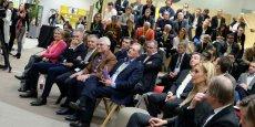 Présentation des Rencontres de la Niaque lundi 5 décembre au Hub de Bpifrance
