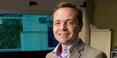 David Augeix, directeur régional Sud d'EDF EN