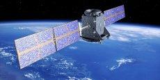 Satellite de géo-information