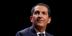 Patrick Drahi, le fondateur et propriétaire d'Altice, la maison-mère de SFR en France.