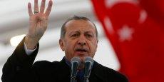 Recep Tayyip Erdogan, le président turc, a traité les Pays-Bas de vestiges nazis et de fascistes.