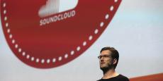 Alexander Ljung, PDG et co-fondateur de Soundcloud, à Aubervilliers (2012).