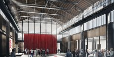 La Hall Girard sera le lieu totem de Lyon French Tech.