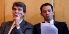 En matière de régulation bancaire, Arnaud Montebourg va plus loin que François Hollande lors de sa campagne en 2012.