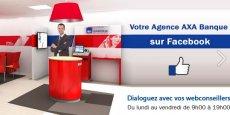 Chez Axa Banque, « 80% des clients s'enrôlent auprès de leur agent » d'assurance.
