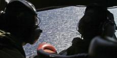 L'appareil n'a pas été localisé dans la zone de recherches de 120.000 kilomètres carrés déterminée dans le sud de l'océan Indien.