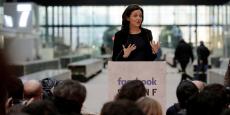 Sheryl Sandberg, numéro deux de Facebook, explique son programme à destination des startups.