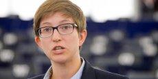 Julia Reda est eurodéputée du parti pirate allemand. Elle a rejoint le groupe des Verts/EFA et a été élue vice-présidente du groupe.