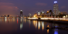 Luanda, capitale de l'Angola, est la ville dans laquelle le coût de la vie est le plus cher pour le premier mois, selon Movinga.