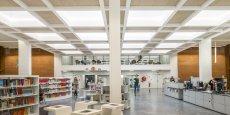 L'UT1 a transformé sa bibliothèque en centre d'apprentissage flambant neuf.