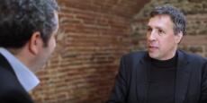 Alain Staron, vice-président senior en charge de la stratégie digitale de Veolia