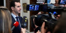 ASSAD VEUT QU'ASTANA SERVE LA RÉCONCILIATION EN SYRIE