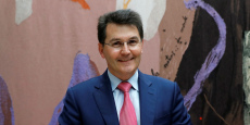Olivier Roussat, le PDG de Bouygues Telecom.