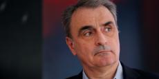 Michel Paulin, le directeur général de SFR.