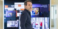 Christophe Chartier, fondateur et président d'Immersion