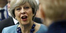 Theresa May, premier ministre britannique, chargée de négocier le Brexit