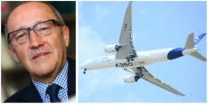 Jean-Louis Chauzy, président du Ceser, regrette la baisse du soutien public à la recherche aéronautique.