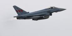 Fin 2015, l'Eurofighter avait été vendu à 559 exemplaires.