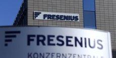 FRESENIUS SE FIXE DES OBJECTIFS AMBITIEUX POUR 2020