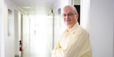 Eric Mottay, président d'Amplitude Laser Group et d'Amplitude Systèmes
