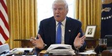 Le America first se précise. Donald Trump envisage de mettre en place une «border adjustement tax» de 20 % pour protéger son économie.