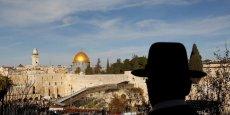 TRUMP S'EN REMETTRA AU CHOIX DES ISRAÉLIENS ET DES PALESTINIENS