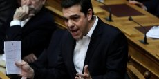 TSIPRAS PARLE DE COMPROMIS HONORABLE