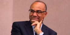 Abdellatif Miraoui, président de l'université Cadi Ayyad de Marrakech et de de l'Agence universitaire de la francophonie.
