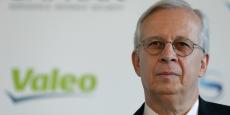 Jacques Aschenbroich, PDG de Valeo, a confessé avoir sous-estimé la croissance du marché.