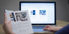 BlookUp, qui propose aux internautes d'éditer le livre de leur blog, lance son livre Facebook.