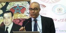 Abdellatif Miraoui, président de l'Université Cadi Ayyad de Marrakech et président de l'Agence universitaire de la Francophonie (AUF).