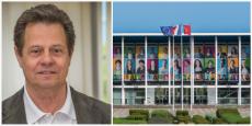 Jean-Pierre Vinel est à la tête de l'Université Paul-Sabatier depuis janvier 2016