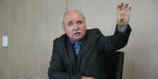 Daniel Lacroix, président de l'université Jean-Jaurès