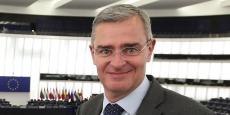 Marc Joulaud, député européen, maire Les Républicains de Sablé-sur-Sarthe et suppléant de François Fillon à l'Assemblée nationale.