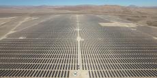 Exosun a équipé pour EDF Energies Nouvelles une centrale photovoltaïque  dans le désert d'Atacama au Chili.