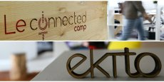 5 startups internationales sont accueillies au Connected Camp et Ekito