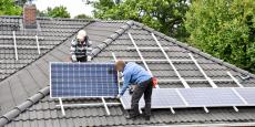 L'énergie solaire à le vent en poupe chez les français.