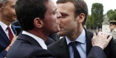Je n'ai rien à négocier et je ne demande rien, ce n'est pas un ralliement, c'est une prise de position responsable, a déclaré Manuel Valls.